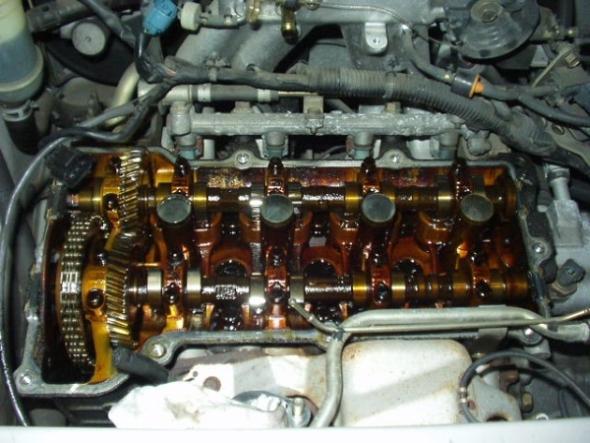エンジンオイル比較9